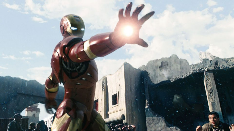 11 Thoughts on Iron Man