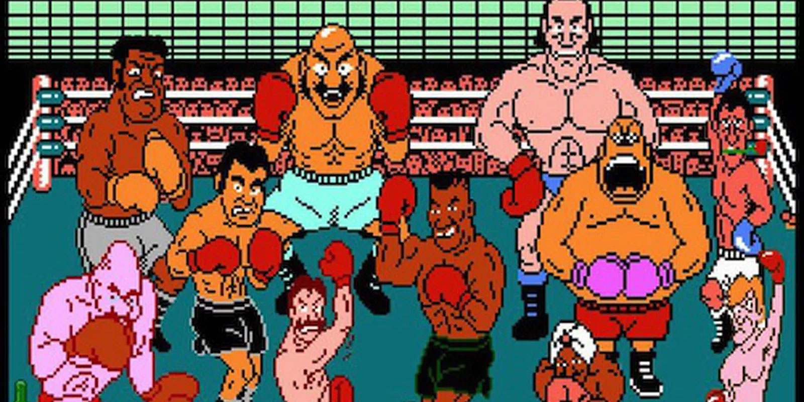 11 Biggest Assholes in Mike Tyson's Punch-Out