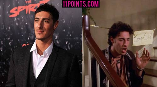 Properties turns eric balfour small penis once