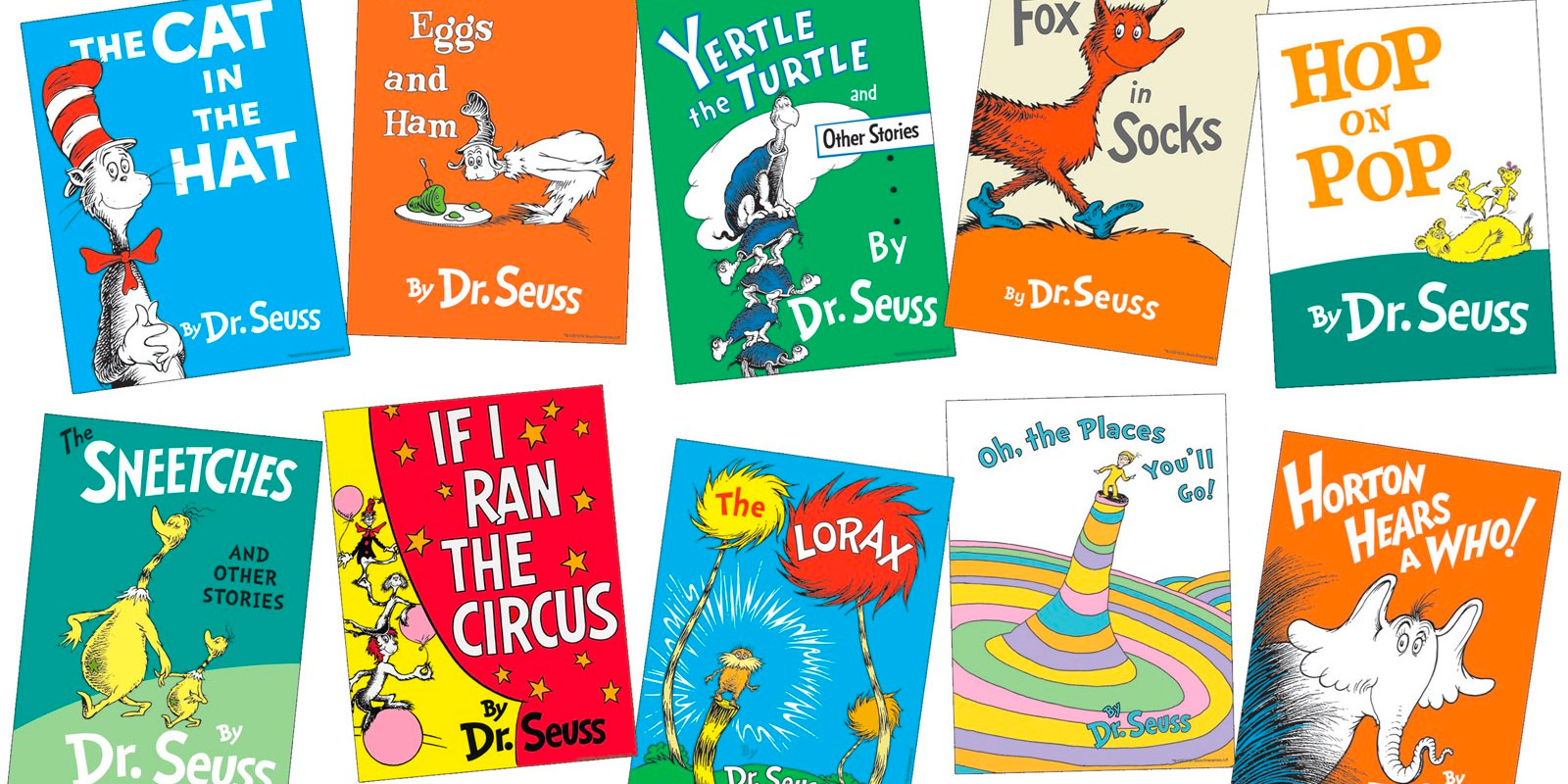 11 Random Facts About The 11 Most Popular Dr Seuss Books