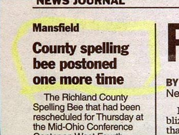 11 fantastic clips of published spelling mistakes