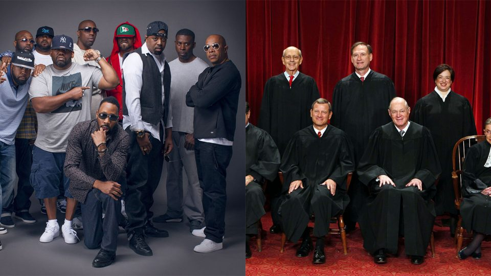 The Ultimate Test of Pop Culture Versatility: Wu-Tang and the Supreme Court