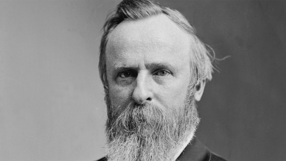 Why Is Paraguay Obsessed With Rutherford B. Hayes?