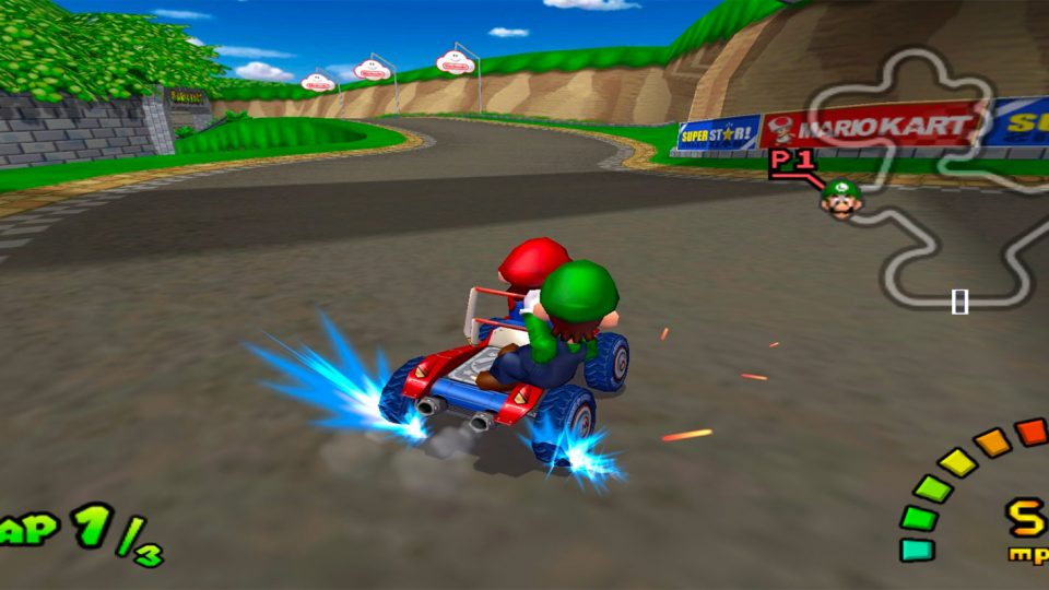 Mario Kart: Double Dash Might Not Be the Worst Video Game of All Time