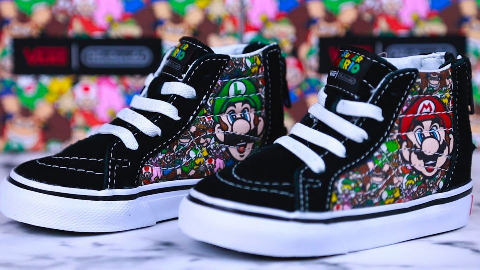The 15 Vans Nintendo Shoe Designs, Ranked