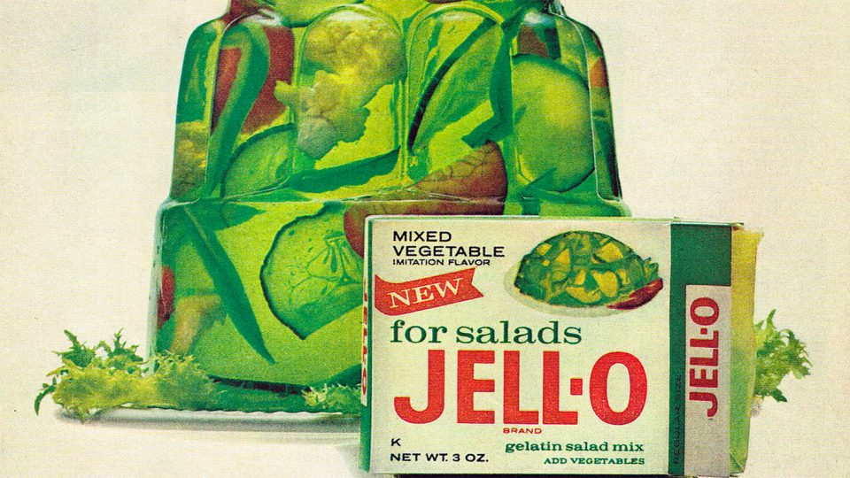 There Used to Be Celery Jell-O? The 11 Strangest Discontinued Jell-O Flavors