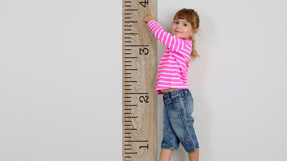 Are You Taller Than the Average Person in the World?
