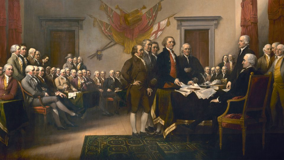 Most of the Founding Fathers Were Shockingly Young on July 4, 1776 (Except Ben Franklin)