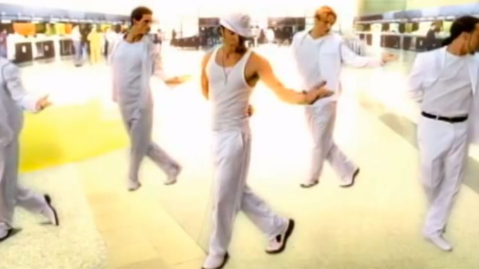 The Lyrics to Backstreet Boys' I Want It That Way Intentionally Don't Make Sense?