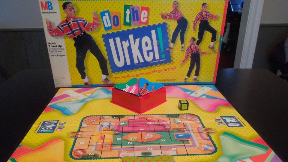 11 '90s Pop Culture Board Games That Didn't Need to Exist