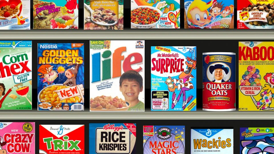 This List of the Best Cereals Ever Confirms There Are Cereal Hipsters