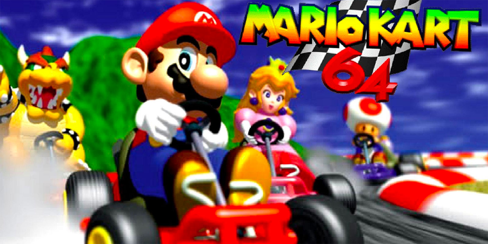 The 11 Songs From Mario Kart 64 Ranked