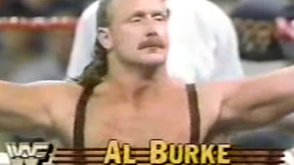 11 Questions With Former WWF Wrestler Al Burke