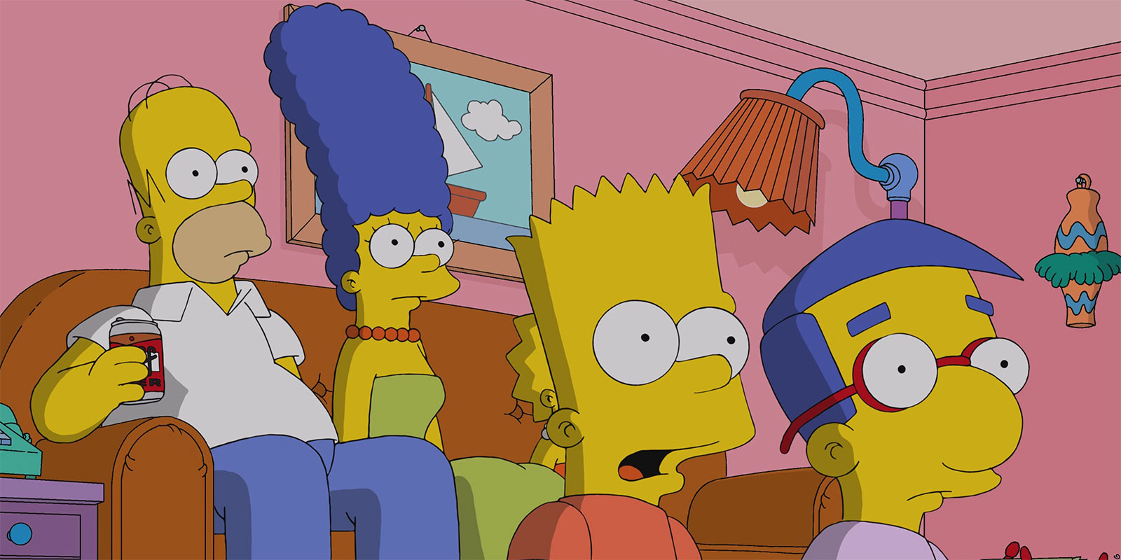 The simpsons homer sexual harassment