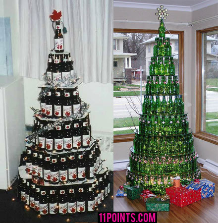 4 | The beer bottle trees